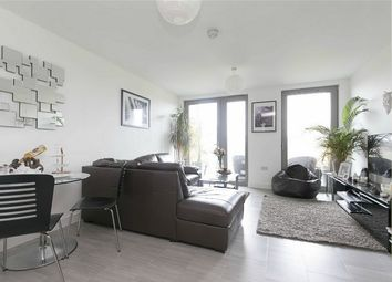 Thumbnail 2 bed flat to rent in Waterside Park, 15 Booth Road, London