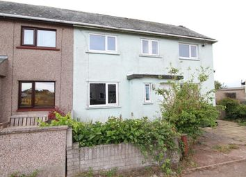 Thumbnail 3 bed terraced house for sale in Noble Croft, Aspatria, Wigton