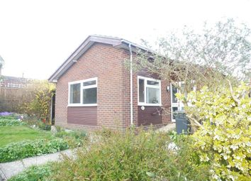 Thumbnail 2 bedroom bungalow to rent in Gardeners Road, Debenham, Stowmarket