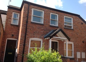 Thumbnail 1 bed flat to rent in 27A Clarendon Avenue, Leamington Spa