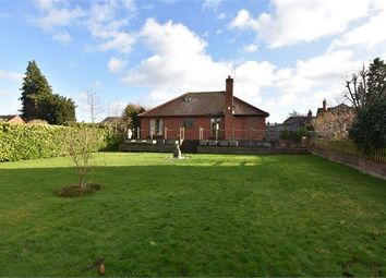 Thumbnail 4 bed detached bungalow for sale in Terrace Road North, Binfield, Berks.