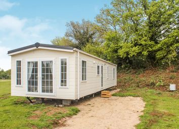 Thumbnail 3 bedroom mobile/park home for sale in Common Road, Pentney, King's Lynn