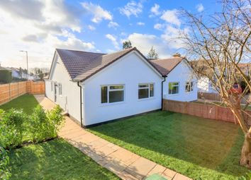 Thumbnail 3 bed bungalow for sale in Alban Park, Hatfield Road, St.Albans