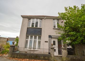 Thumbnail 3 bedroom detached house for sale in Terrace Road, Swansea
