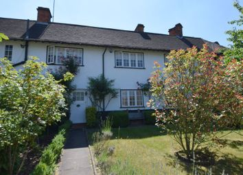 Thumbnail 3 bed cottage for sale in Hampstead Way, Hampstead Garden Suburb
