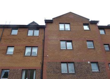 Thumbnail 2 bed flat for sale in Academy Street, Coatbridge
