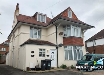 Thumbnail 2 bed flat to rent in Southwood Avenue, Southbourne, Dorset