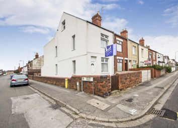 Thumbnail 2 bed end terrace house for sale in Hardwick Lane, Sutton-In-Ashfield