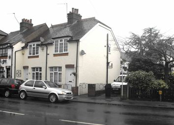 Thumbnail 2 bed end terrace house to rent in High Street, Farnborough, Orpington