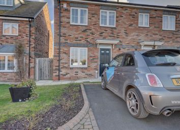 Thumbnail 3 bed semi-detached house to rent in Twickenham Court, Whitby