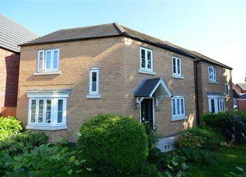 Thumbnail 3 bed detached house for sale in New Swan Close, Witham St Hughs, Lincoln