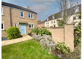 3 bed end terrace house for sale in Station Road, Taunton TA2