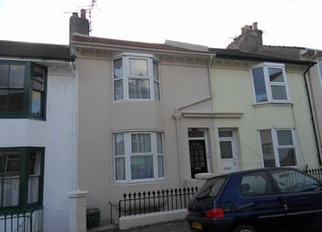 Thumbnail 6 bedroom terraced house to rent in Aberdeen Road, Brighton