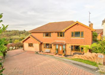 Thumbnail 4 bed detached house for sale in Barleymow Close, Walderslade, Chatham