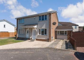 Thumbnail 3 bedroom semi-detached house for sale in Smithstone Court, Girdle Toll, Irvine, North Ayrshire