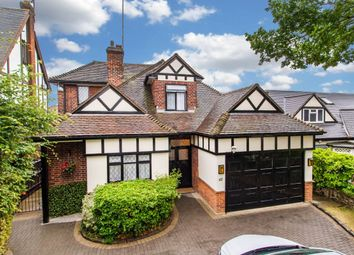 Thumbnail 3 bed detached house for sale in Tomswood Road, Chigwell