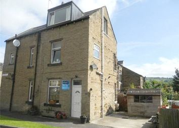 Thumbnail 2 bed end terrace house to rent in Railway Street, Keighley, West Yorkshire