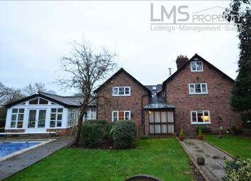 Thumbnail 4 bed semi-detached house for sale in Frog Cottage, Back Lanes, Tarporley