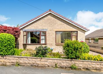 Thumbnail 2 bed detached bungalow for sale in Croft Drive, Honley, Holmfirth