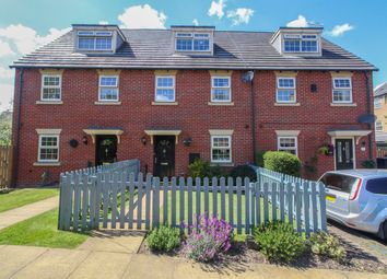 Thumbnail 3 bedroom town house for sale in Hartfield Court, Hasland, Chesterfield