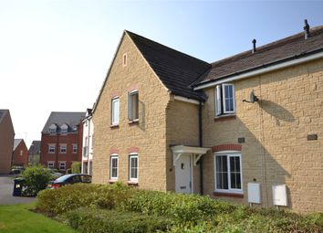 Thumbnail 2 bed terraced house for sale in Bluebell Court, Bishops Cleeve, Cheltenham, Gloucestershire