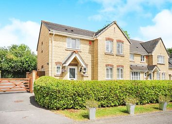 Thumbnail 4 bed detached house for sale in Rosemary Close, Calne