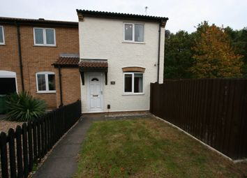 Thumbnail 2 bed semi-detached house to rent in Chiltern Avenue, Shepshed