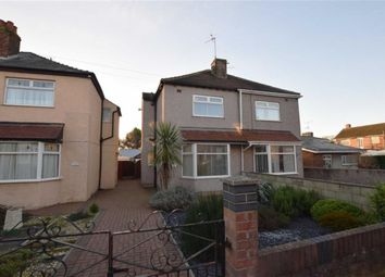 Thumbnail 2 bed semi-detached house for sale in South Row, Barrow-In-Furness, Cumbria