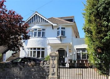 5 bed detached house for sale in Manor Road, Weston-Super-Mare, North Somerset. BS23