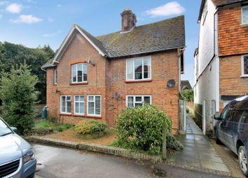Thumbnail 1 bedroom flat to rent in School Hill, Lamberhurst, Tunbridge Wells