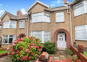 Thumbnail 3 bed terraced house for sale in Aylesbury Crescent, Bedminster