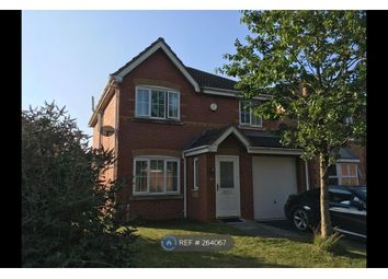 Thumbnail 4 bed detached house to rent in Park Close, Preston