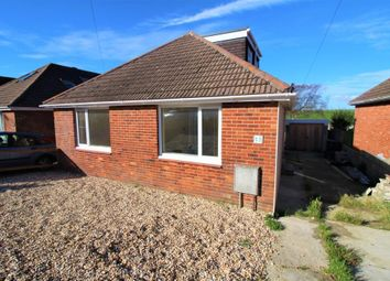Thumbnail 3 bedroom bungalow for sale in Grafton Avenue, Weymouth, Dorset