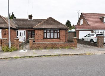 Thumbnail 2 bed semi-detached bungalow for sale in Granby Road, Leagrave, Luton