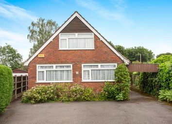 Thumbnail 3 bedroom bungalow for sale in West Way, Wheelock, Sandbach, Cheshire