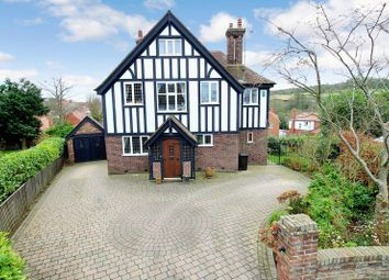 Thumbnail 4 bed detached house for sale in Stepney Close, Scarborough