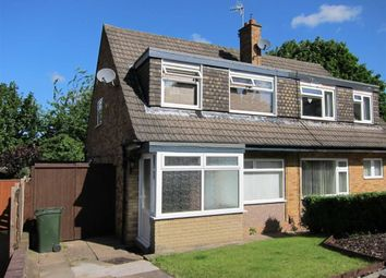 Thumbnail 3 bedroom semi-detached house to rent in Newton Close, Arnold, Nottingham