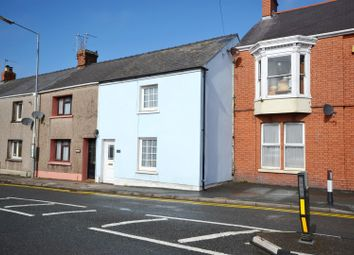 Thumbnail 2 bed terraced house for sale in Wades Close, Holyland Road, Pembroke
