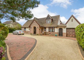 Thumbnail 5 bedroom detached house for sale in Lone Pine Drive, Ferndown