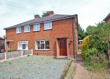 Thumbnail 3 bed semi-detached house for sale in Stanhope Crescent, Arnold, Nottingham