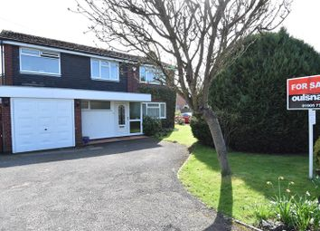 Thumbnail 4 bed detached house for sale in Tagwell Road, Droitwich