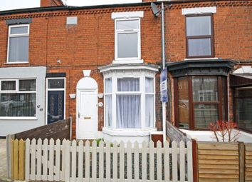 Thumbnail 3 bed terraced house to rent in Caledonian Road, Retford