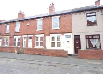 Thumbnail 2 bedroom terraced house for sale in Athorpe Grove, Basford, Nottingham