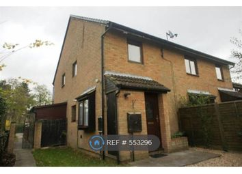 Thumbnail 1 bedroom end terrace house to rent in Bradwell Common, Milton Keynes