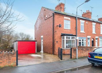 Thumbnail 3 bed terraced house for sale in Stubbing Lane, Worksop