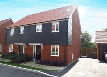 Thumbnail 3 bed semi-detached house for sale in Wheel Gardens, Hailsham
