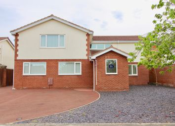 Thumbnail 4 bed detached house for sale in Hylton Road, Hartlepool