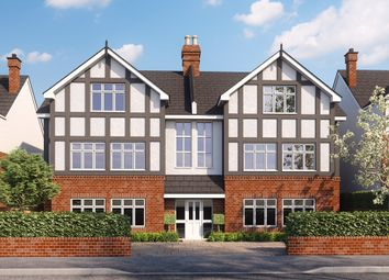 Thumbnail 3 bedroom flat for sale in Grasmere Road, Purley