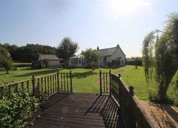 Thumbnail 3 bed detached bungalow for sale in Fishwick Bottoms, Preston