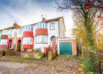 Thumbnail 3 bed semi-detached house for sale in Shottenden Road, Gillingham, Kent